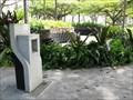 Image for Vietnam War Memorial, State Capitol Grounds, Honolulu, HI, USA