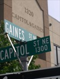 Image for Capitol Gaines