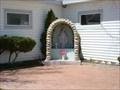 Image for St Florence Catholic Church Outdoor Altar - Huntsville, Utah USA
