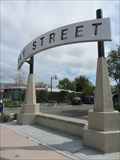 Image for Bay Street Arch - Fremont, CA