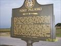 """Image for """"FORT PULASKI""""  - NEAR SAVANNAH, GA."""