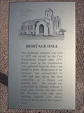 Image for Heritage Hall