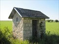 Image for Bichet School Outhouse - Florence, Kansas