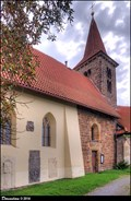 Image for Nativity of Our Lady Church / Kostel Narození Panny Marie - Pruhonice (Central Bohemia)
