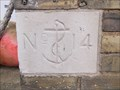 Image for Number 14 Boundary Stone. Upnor. Kent. UK