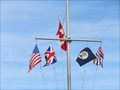 Image for Van Isle Marina Nautical Flagpole, Sidney BC