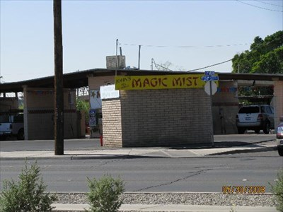 Johns magic mist yuma arizona coin operated self service car johns magic mist yuma arizona coin operated self service car washes on waymarking solutioingenieria Images