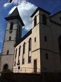 Image for Evangelische Stadtkirche - Lörrach, BW, Germany