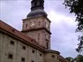 Image for Klasterni hodiny v Plasich / The Monastery clock in Plasy, Czech Republic