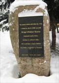Image for št. kpt. Otakar Korec - Nejdek, CZ