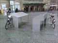 Image for Jeder Ermordete hat einen Namen. Deportationsmahnmal, Bahnhofsplatz, Bielefeld, Germany