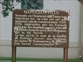 Image for Napoleonville, Louisiana, USA  Historical Marker