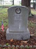 Image for John Kirby Allen - Founders Memorial Cemetery - Houston, TX