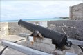 Image for 64-pound Rifled Cannon -- Fort St. Catherine, St. George's Parish BM