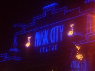 BRANSAON MUSIC CITY