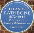 Image for Eleanor Rathbone - Tufton Street, London, UK