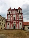Image for Louka Abbey - Znojmo, Czech Republic