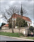 Image for Church of St. George / Kostel Sv. Jirí - Velvary (Central Bohemia)
