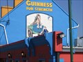 Image for Guinness Mural - Doonbeg, County Clare, Ireland