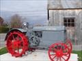 Image for Tracteur Mc Cormick Deering. -Ste-Anne-des-Plaine. -Québec.