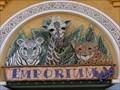 Image for Animal Mosaic - Busch Gardens - Tampa, Florida.