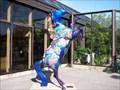Image for Rosamond Gifford Zoo - Fiberglass Horse - Syracuse, NY