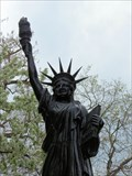 Image for Statue of Liberty, Roosevelt Park - Longmont, CO