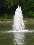 Image for Bedford Park Lake Fountain - Bedford, Bedfordshire, UK