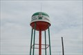 Image for Home of the Italian Festival Water Tower - Independence, LA
