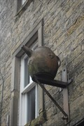 Image for Giant Teapot, Country Kitchen, Front Street, Alston, Cumbria.