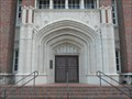Image for Sarasota High School Doorway - Sarasota, FL