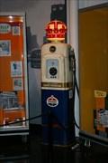 Image for Old Standard Oil Pump St. Louis Museum of Transportation
