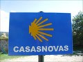 Image for Casasnovas Way Marker - Casasnovas, Spain
