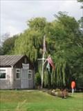 Image for Oundle Cruising Club Flag - Oundle Marina, Northamptonshire, UK