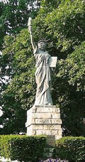 Image for Statue of Liberty Replica ~ Lexington, MO