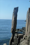 Image for Balancing Rock, Long Island, Nova Scotia