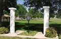 Image for Old State Bank Columns - Friona, TX