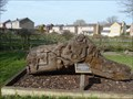 Image for Jubilee Gardens carving - Wellingore, Lincolnshire