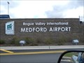 Image for Rogue Valley  Int'l  Medford Airport -  Medford OR
