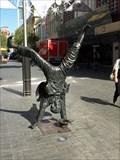 Image for Percy Button—Perth city, Australia.