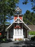 Image for California's Great America Schoolhouse Bell - Santa Clara, CA