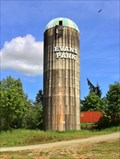 Image for Evans Park Solitary Silo - Duncan, British Columbia, Canada