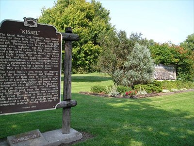 """Area picture for """"Kissel"""" Marker."""