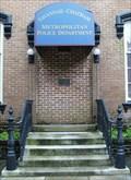 Image for Savannah-Chatham Metropolitan Police Department Memorial Steps - Savannah, GA