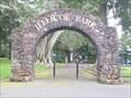 Image for Jelicoe Park Arch - Onehunga, Auckland, New Zealand