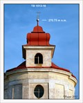 Image for TB 1513-18 Cholenice, kaple, CZ