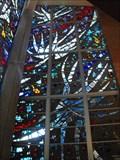 Image for Saint Bartholomew church stained glass - San Mateo, California