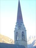Image for Glockenturm Stadtpfarrkirche Unsere Liebe Frau Mariae Himmelfahrt Landeck - Tyrol, Austria