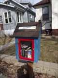 Image for Little Free Library #7627 - Winnipeg MB