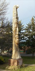 Image for #26, Tribute to the Ojibwe, Hayward, WI